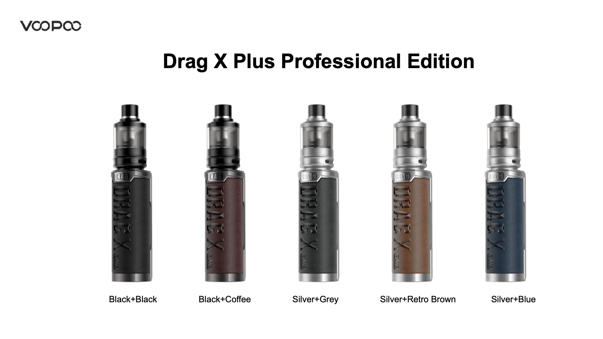 Drag X PlusPro - Voopoo vapori vape shop