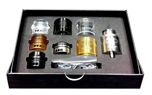 Kali RDA V2 25mm - QP Design