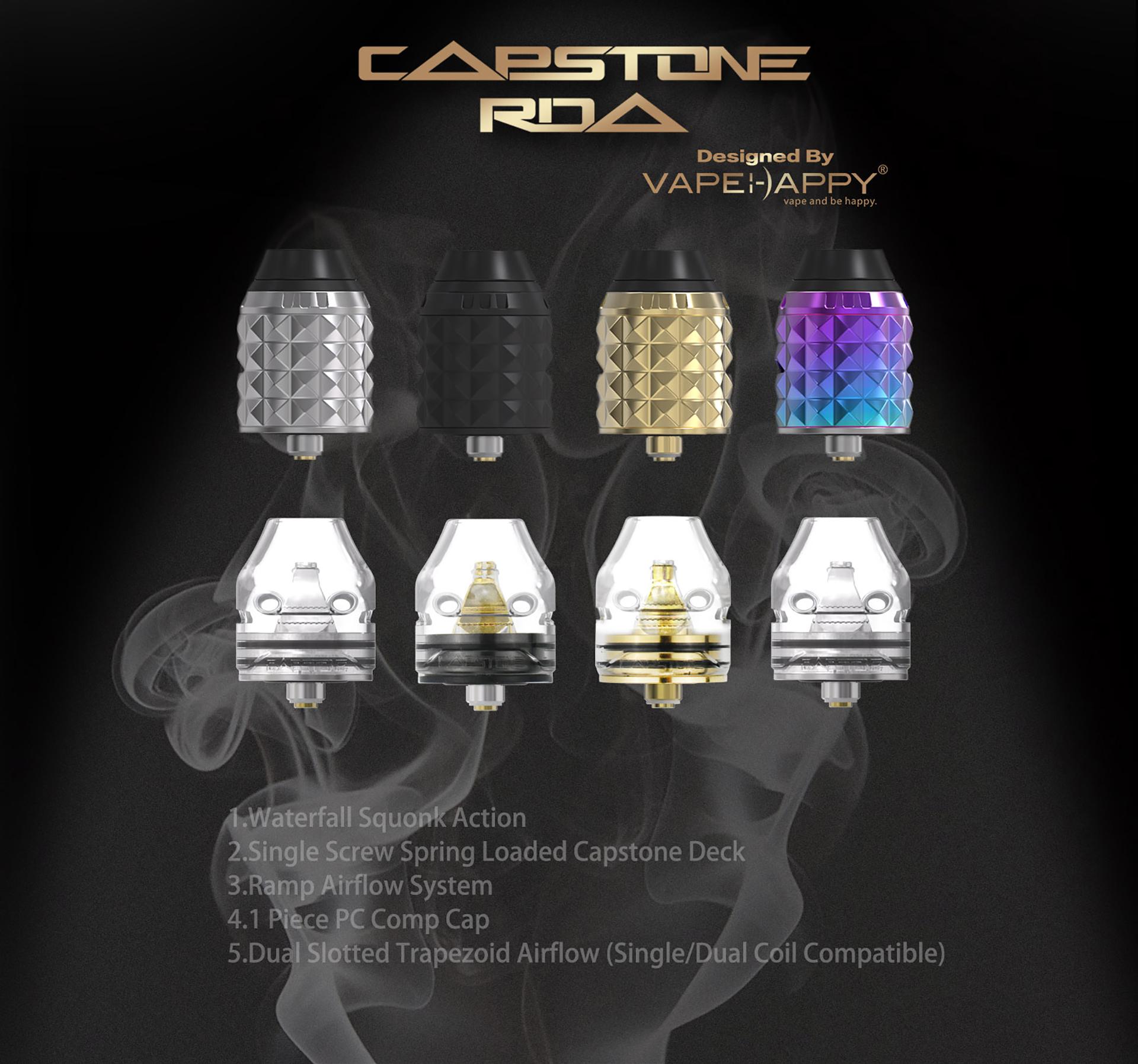 Capstone RDA - Vandy Vape