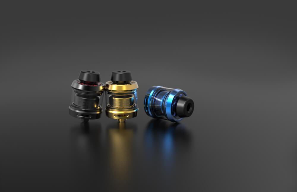 Wotofo Gear 24mm RTA Black 7