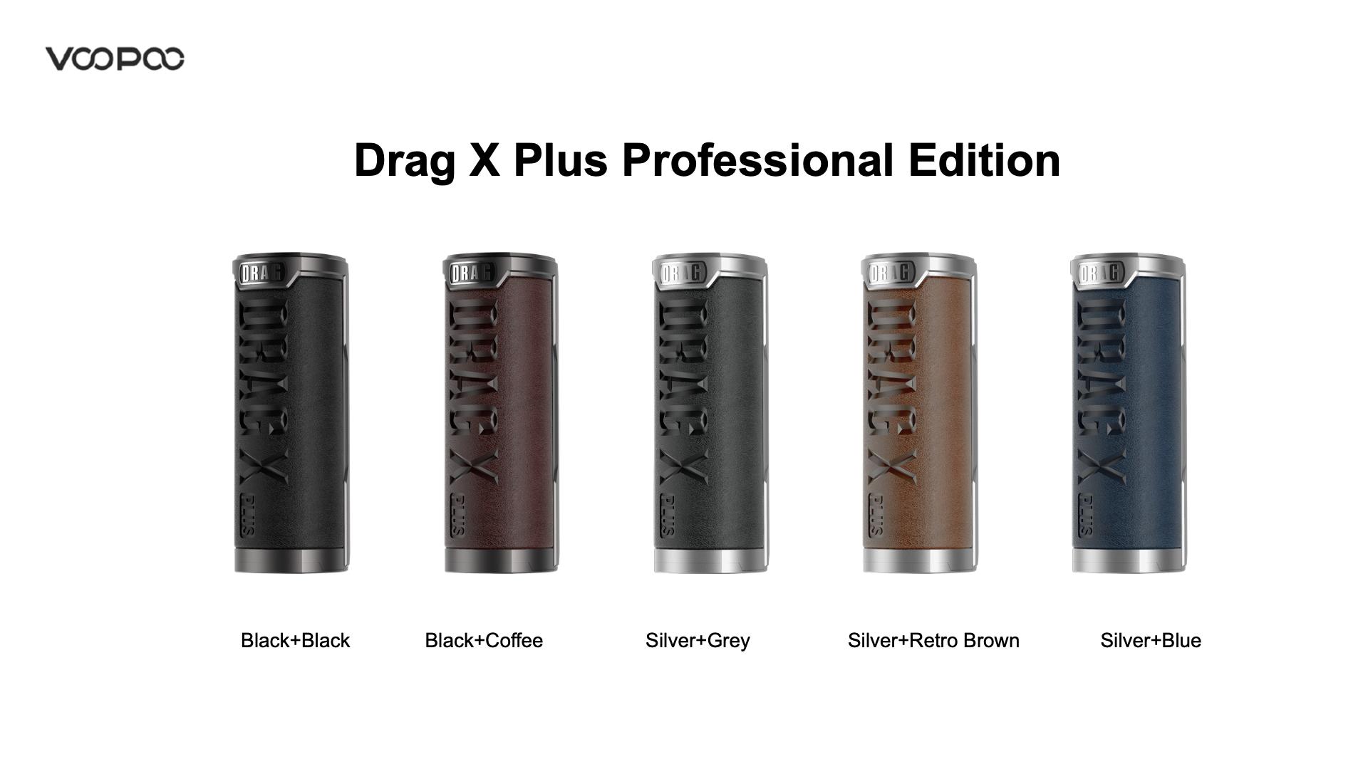 Mod Drag X Plus Pro - Voopoo