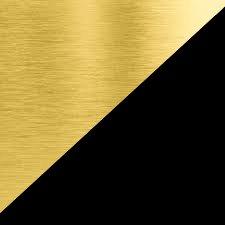 Brass / Black